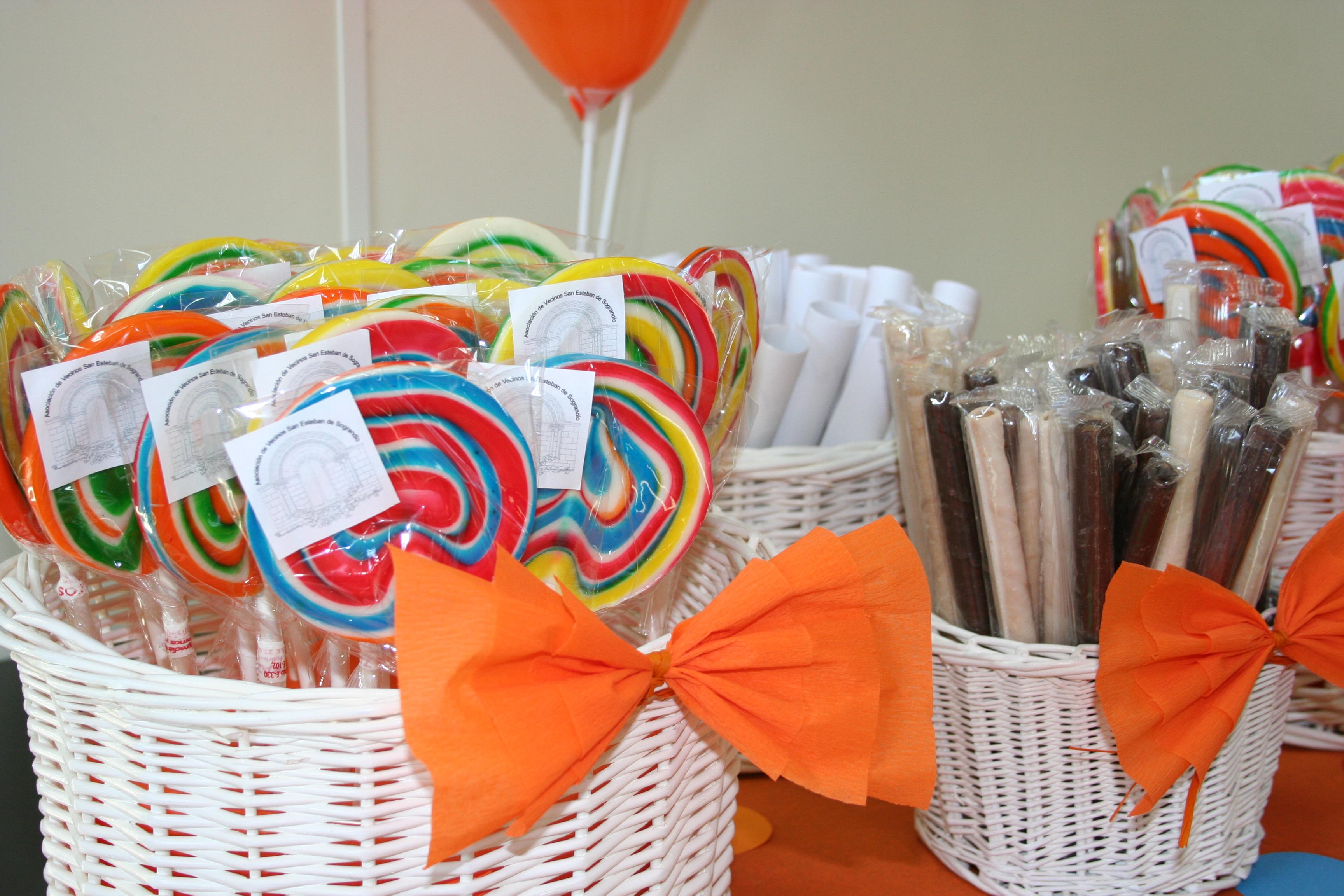 Fiestas infantiles buffet de golosinas - Detalles de decoracion para casa ...